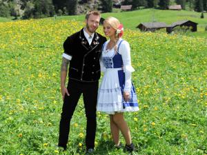 Marco Fritsche und Christa Rigozzi Bauer, ledig, sucht