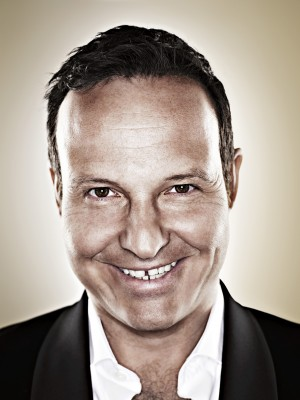 Komiker Claudio Zuccolini