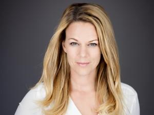 SRF Moderatorin Nicole Simmen