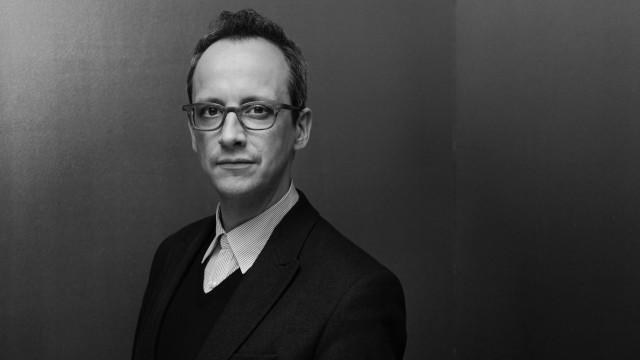 Moderator Hannes Hug