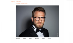 Homepage Marco Fritsche