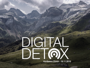 Digital Detox Jeroen van Rooijen
