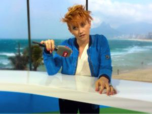 Steffi Buchli in Rio