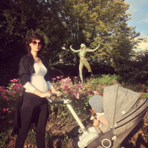 Patricia Schmid Baby Nr.2